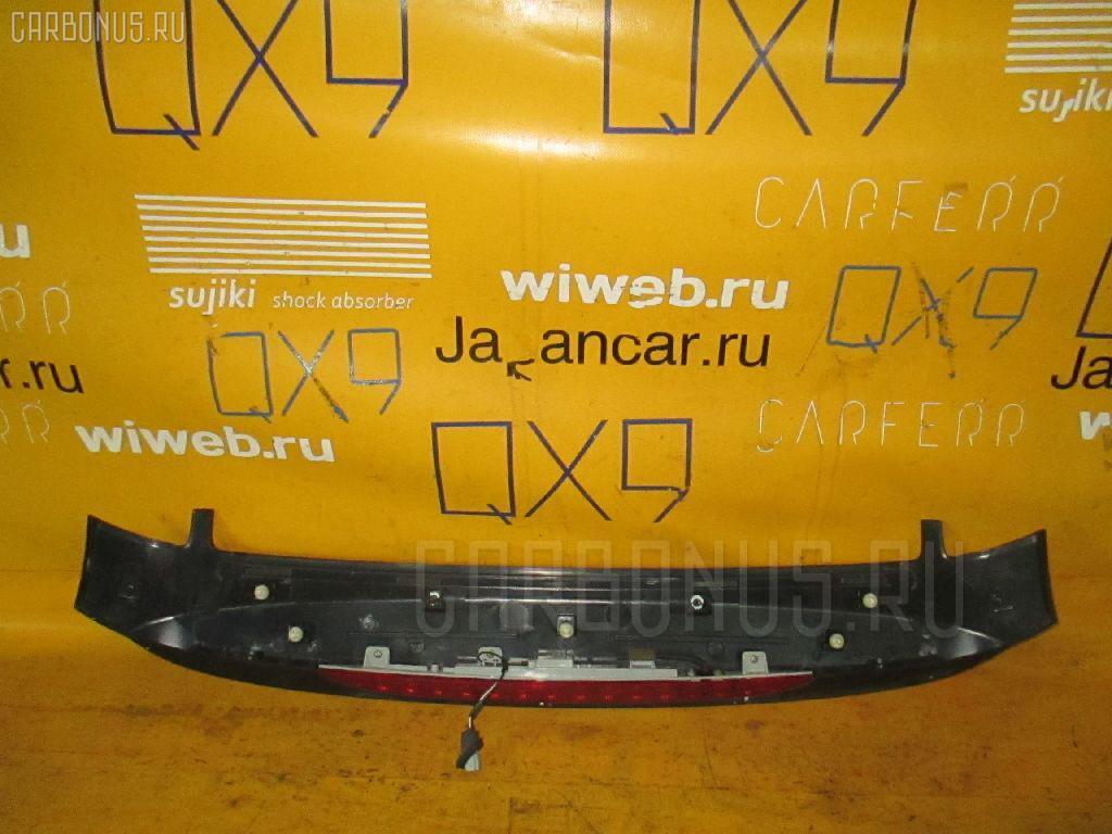 Спойлер Honda Airwave GJ1 Фото 1