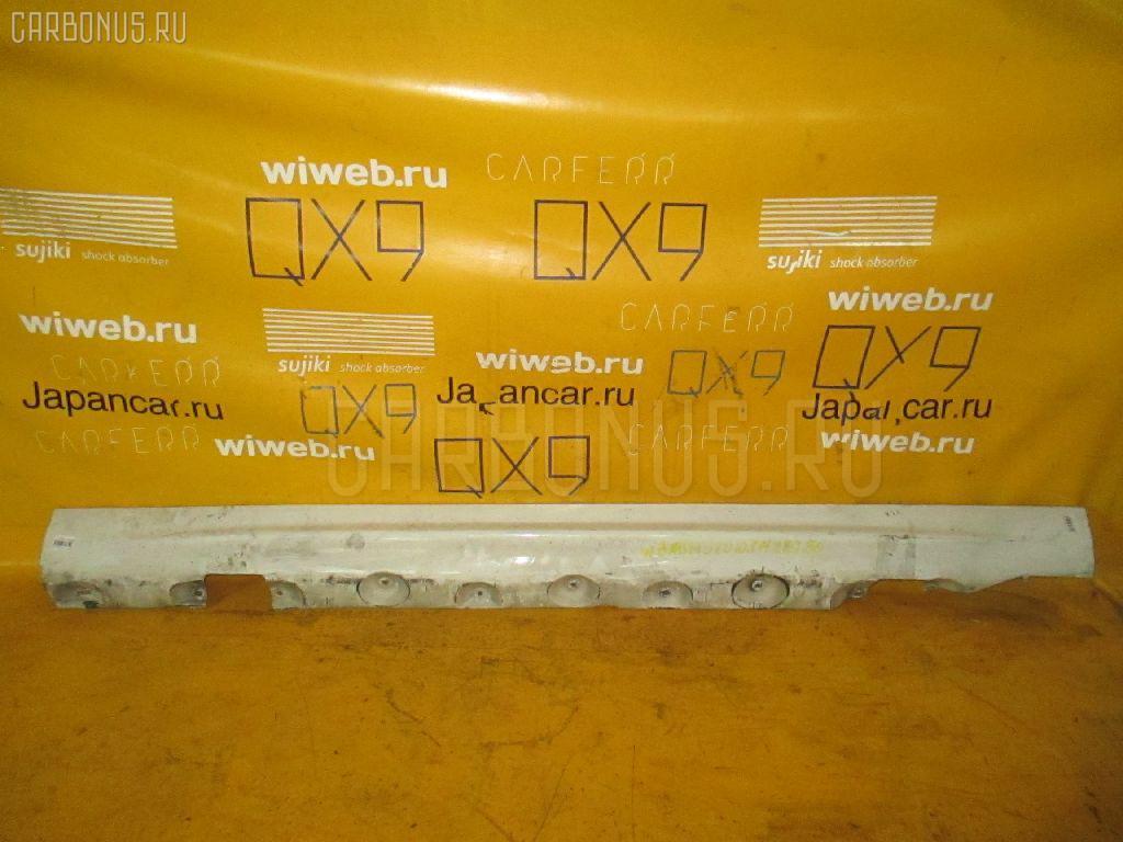 Порог кузова пластиковый ( обвес ) BMW 3-SERIES E46-BM52 Фото 2