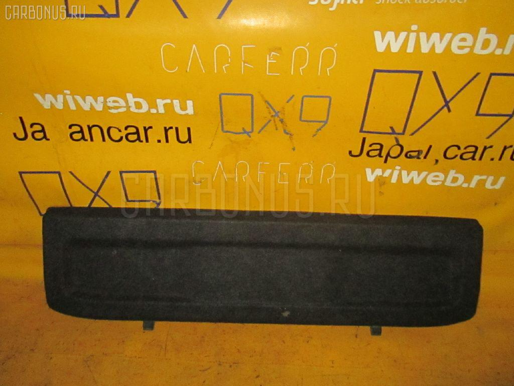 Шторка багажника SUZUKI SWIFT ZC21S. Фото 1