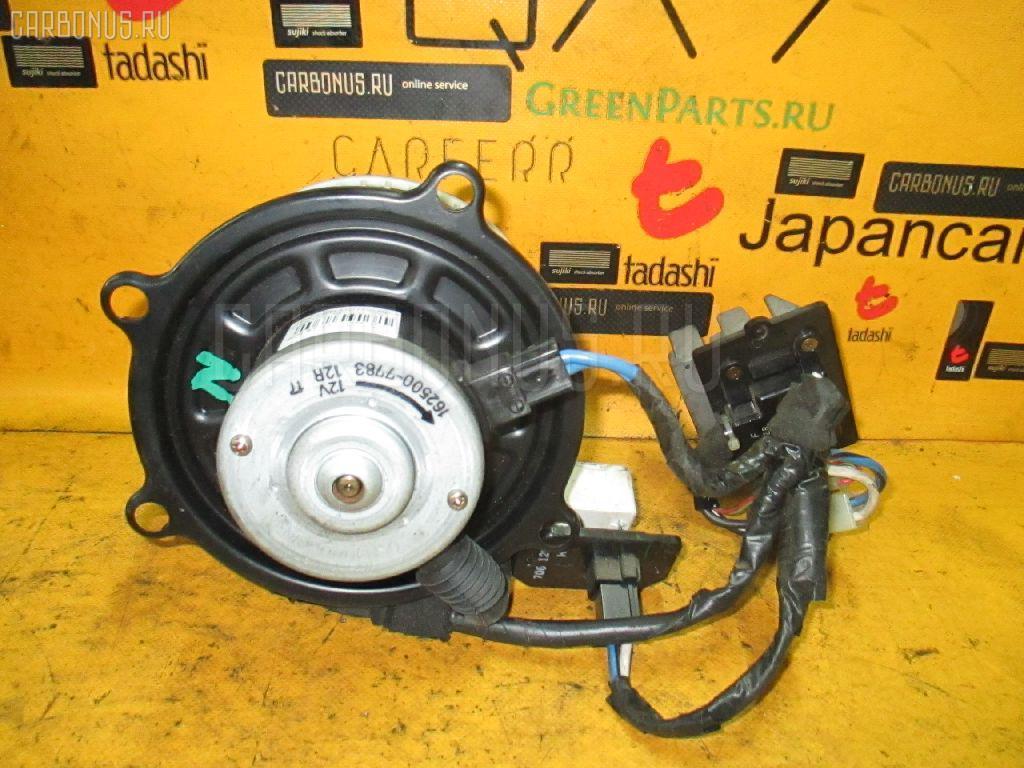 Мотор печки TOYOTA ESTIMA EMINA CXR10G. Фото 7