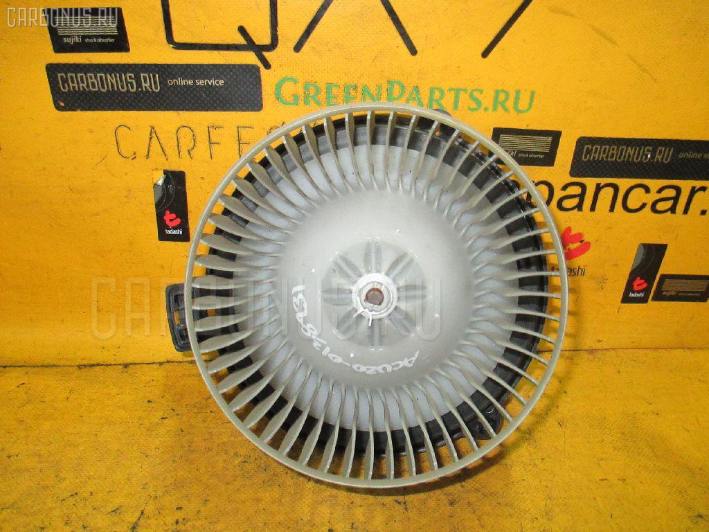 Мотор печки TOYOTA KLUGER V ACU20 Фото 2
