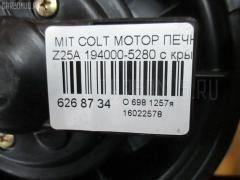 Мотор печки MITSUBISHI COLT Z25A Фото 3