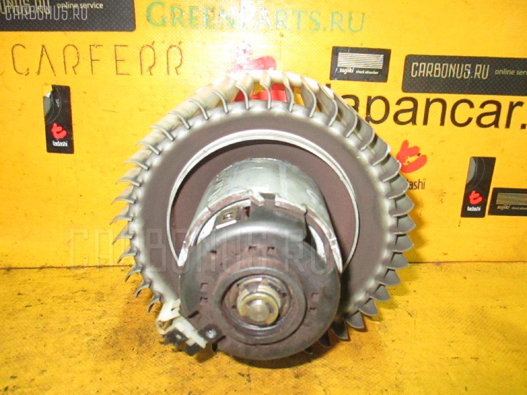 Мотор печки SUBARU IMPREZA WAGON GG9 Фото 1