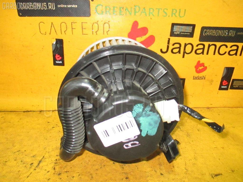 Мотор печки Nissan March BK12 Фото 1
