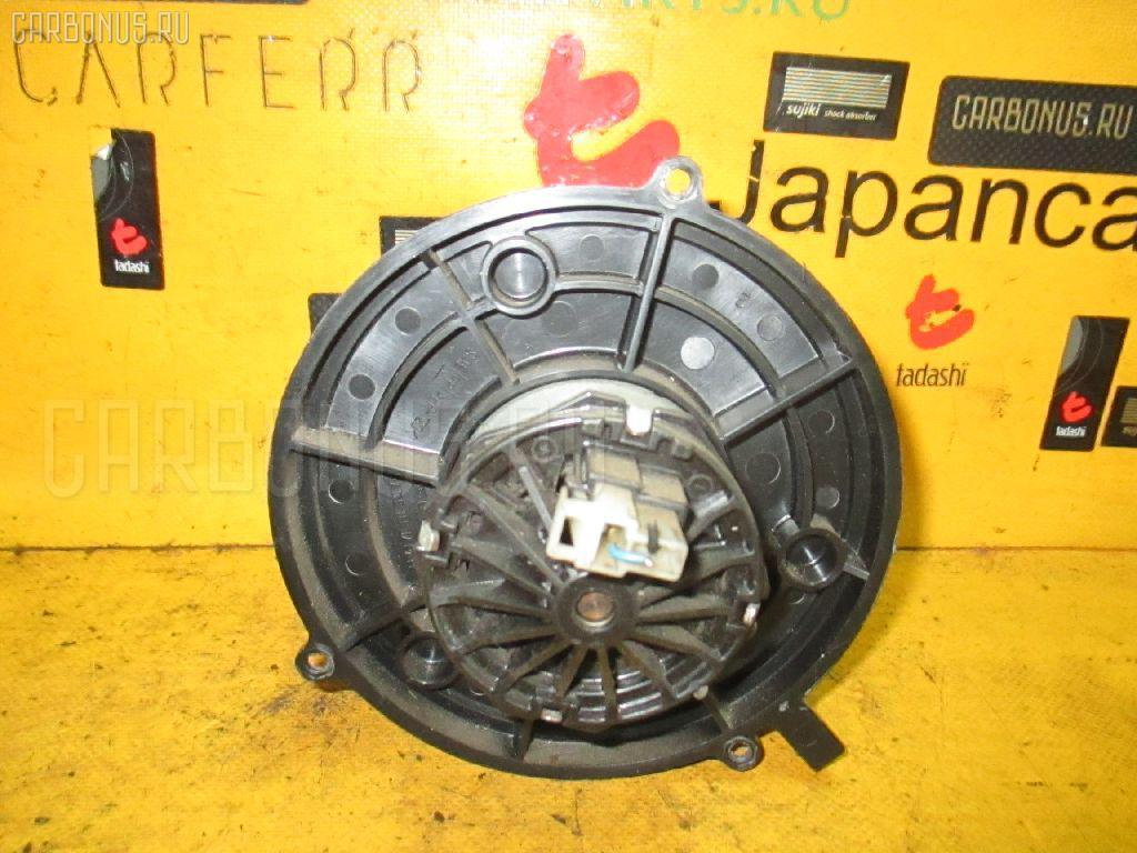 Мотор печки MITSUBISHI PAJERO JUNIOR H57A. Фото 7