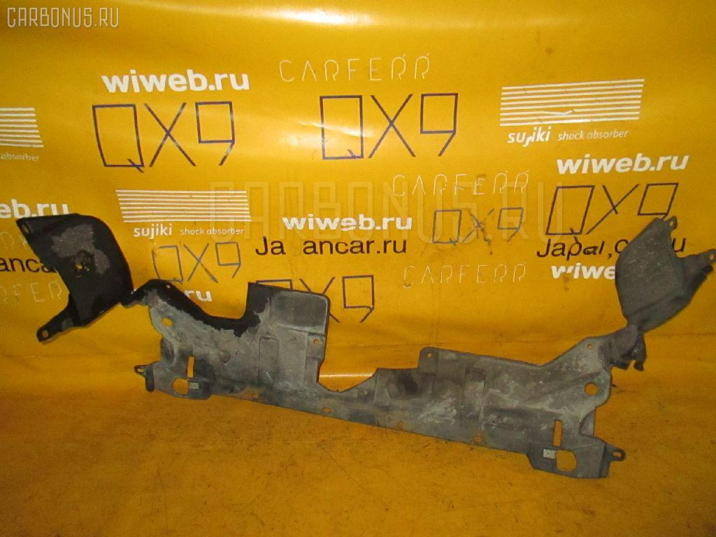Защита двигателя Honda Odyssey RB1 K24A Фото 1
