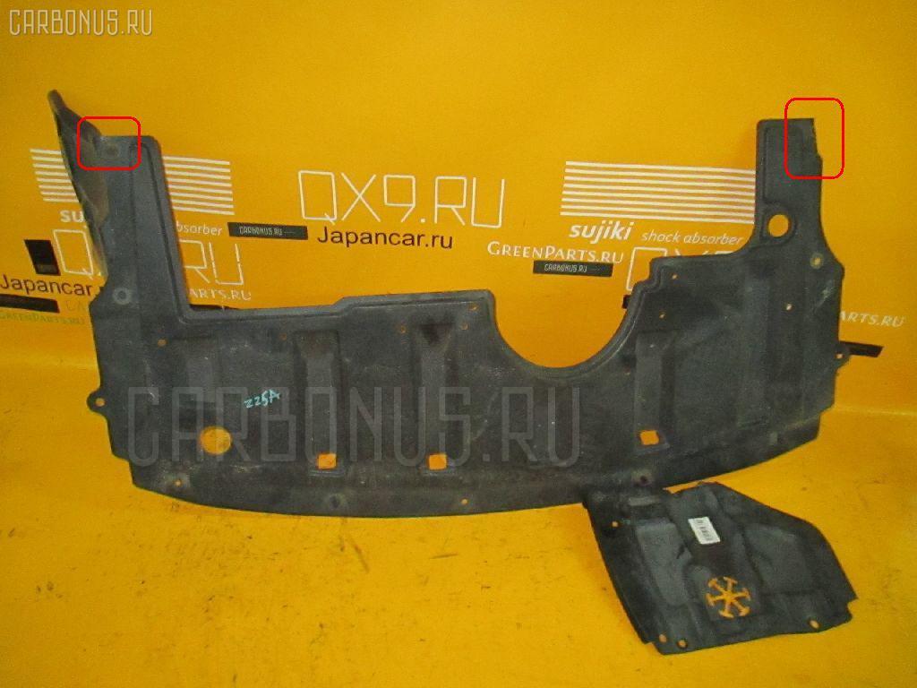Защита двигателя MITSUBISHI COLT Z25A 4G19 Фото 3