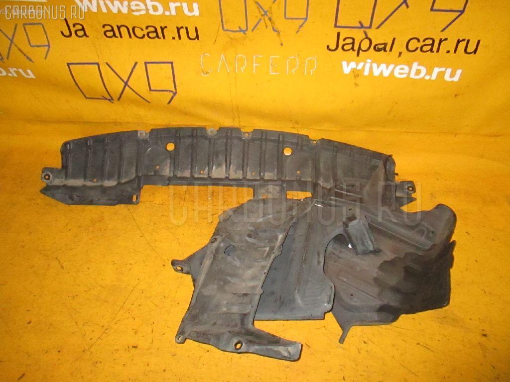 Защита двигателя NISSAN LIBERTY PM12 SR20DE. Фото 11