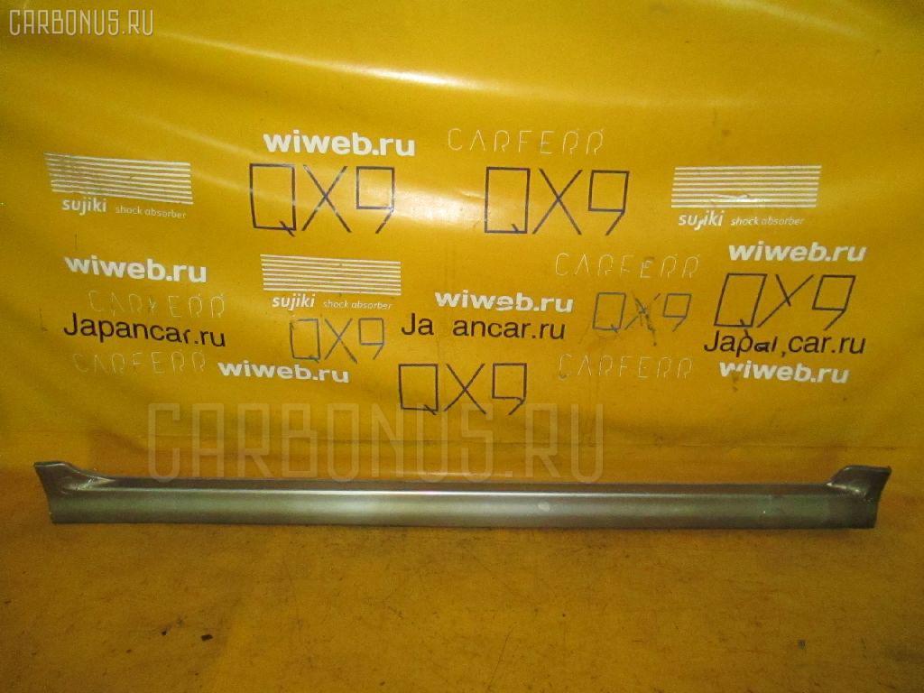Порог кузова пластиковый ( обвес ) TOYOTA BB NCP30. Фото 8