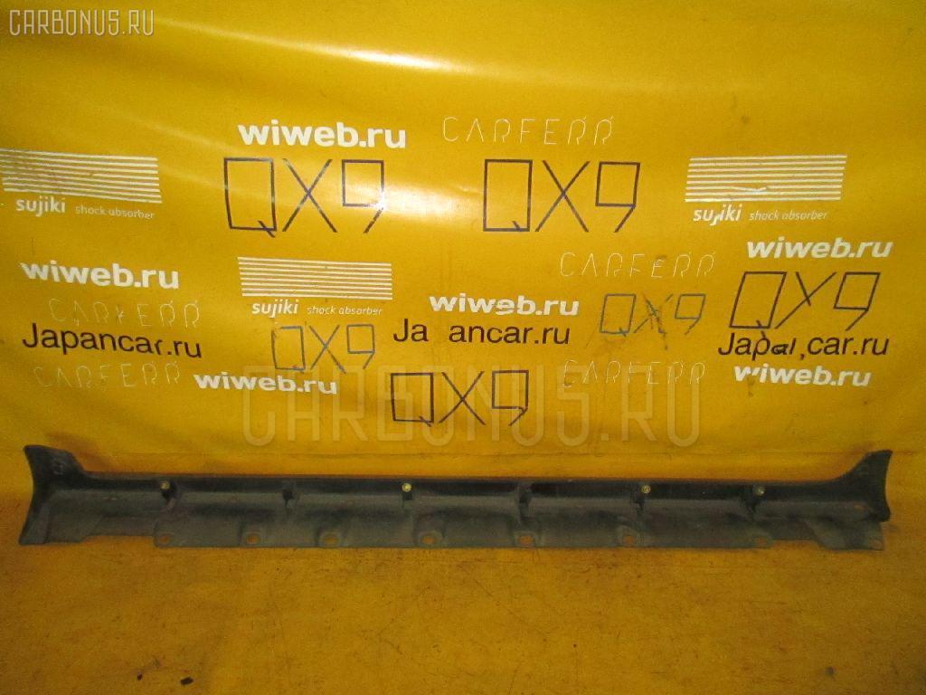 Порог кузова пластиковый ( обвес ) TOYOTA BB NCP30. Фото 9
