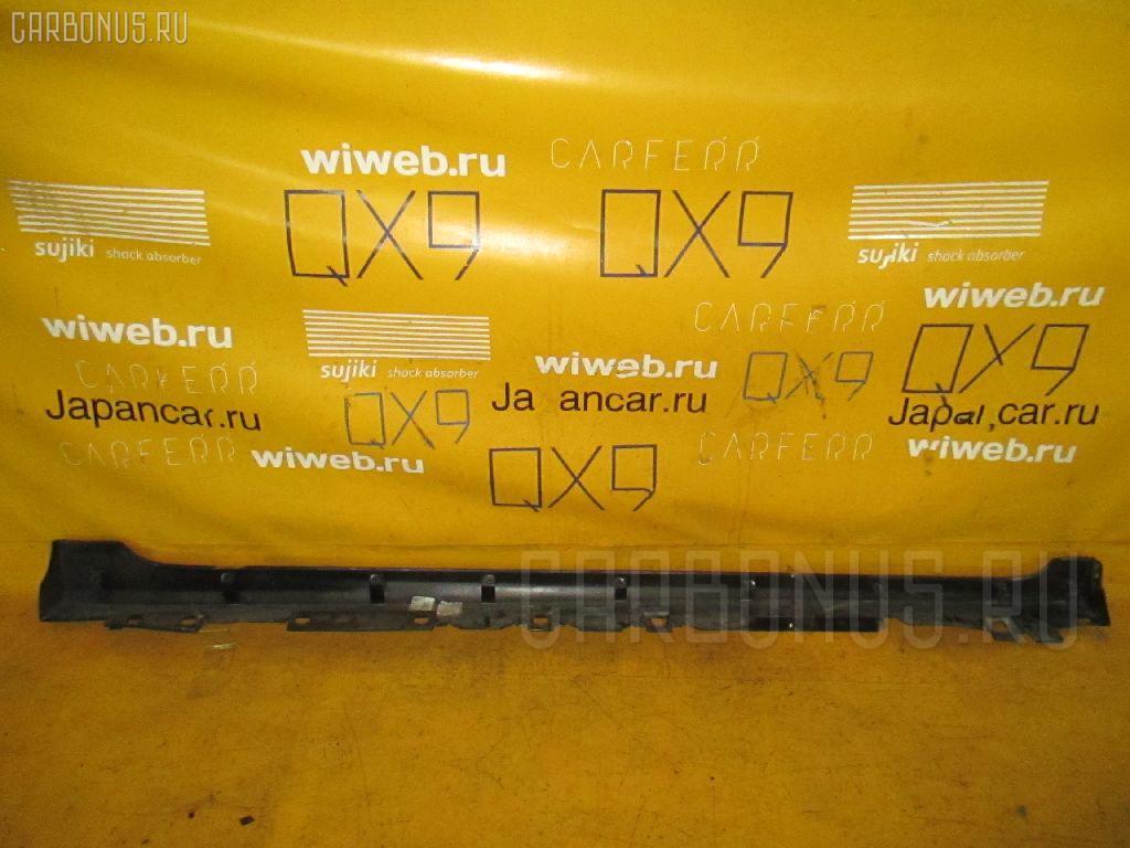 Порог кузова пластиковый ( обвес ) TOYOTA COROLLA FIELDER NZE141G Фото 2