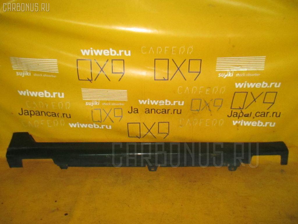 Порог кузова пластиковый ( обвес ) HONDA ACCORD CL9 Фото 1