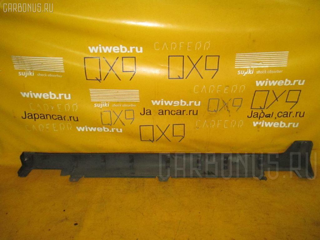 Порог кузова пластиковый ( обвес ) HONDA ACCORD CL9 Фото 2