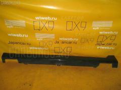 Порог кузова пластиковый ( обвес ) HONDA ACCORD CL9 Фото 3
