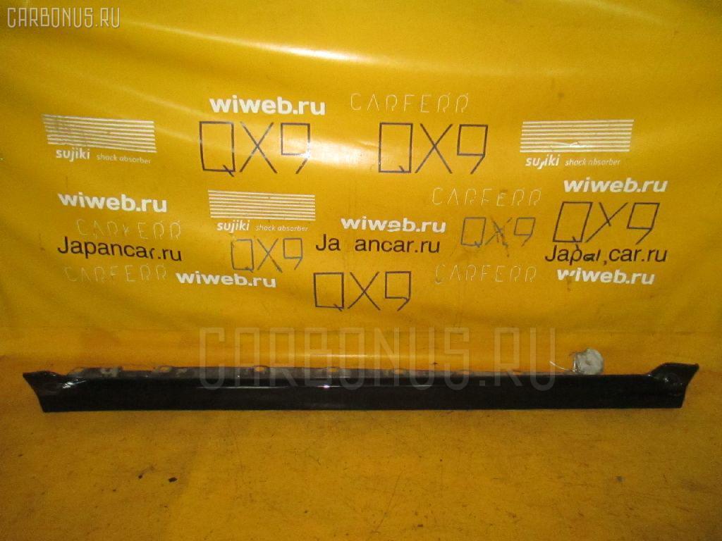 Порог кузова пластиковый ( обвес ) TOYOTA BB NCP30. Фото 11