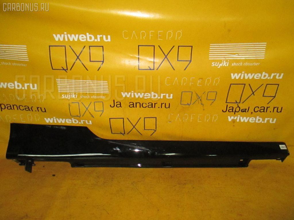 Порог кузова пластиковый ( обвес ) HONDA CR-Z ZF1 Фото 1