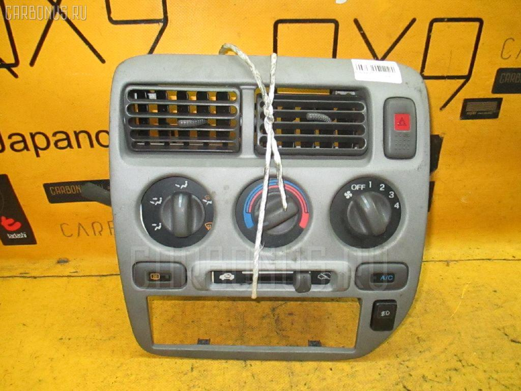 Блок управления климатконтроля HONDA LOGO GA3 D13B. Фото 1