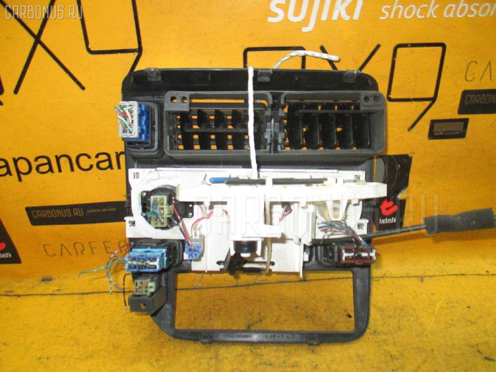 Блок управления климатконтроля HONDA LOGO GA3 D13B. Фото 2