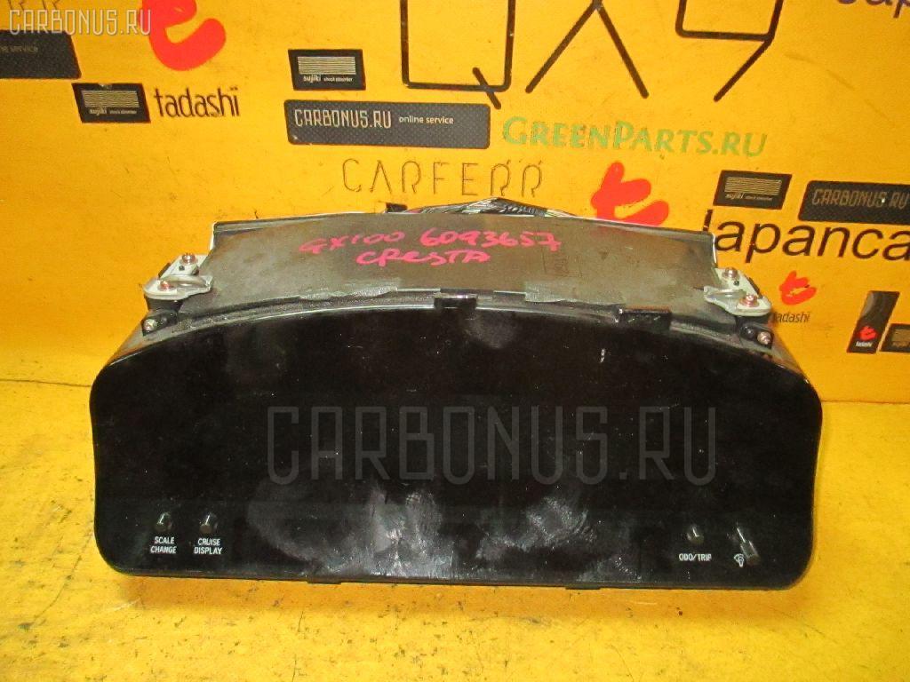 Спидометр Toyota Cresta GX100 1G-FE Фото 1
