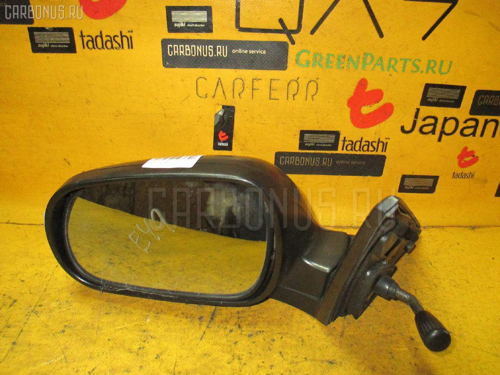 Зеркало двери боковой HONDA PARTNER EY9. Фото 2