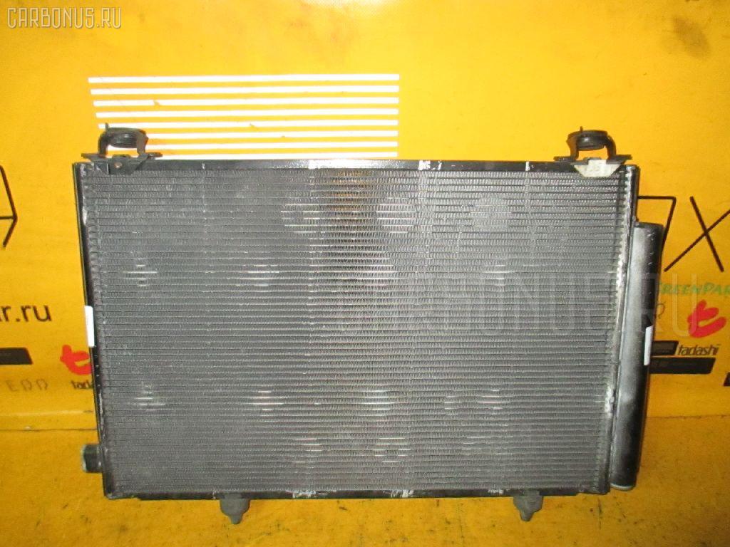 Радиатор кондиционера TOYOTA IST NCP61 1NZ-FE. Фото 5