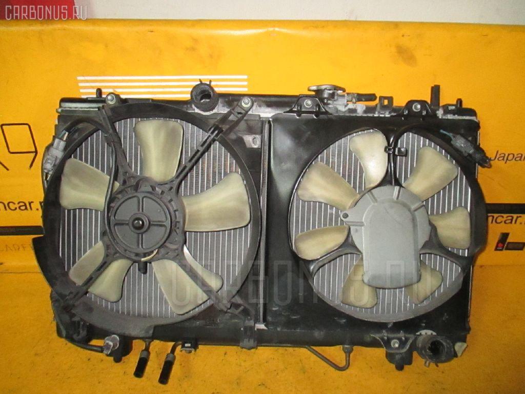 Радиатор ДВС TOYOTA CALDINA ST215G 3S-GE. Фото 10