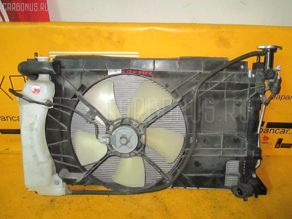 Радиатор ДВС MITSUBISHI COLT Z21A 4A90 Фото 1
