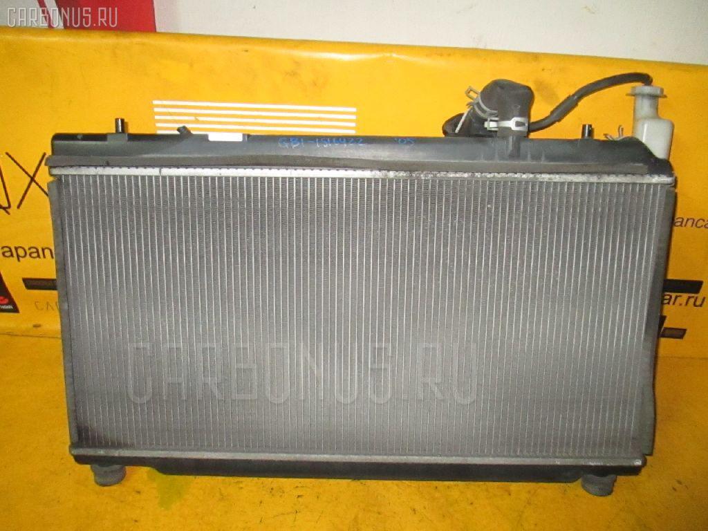 Радиатор ДВС Honda Mobilio GB1 L15A Фото 1