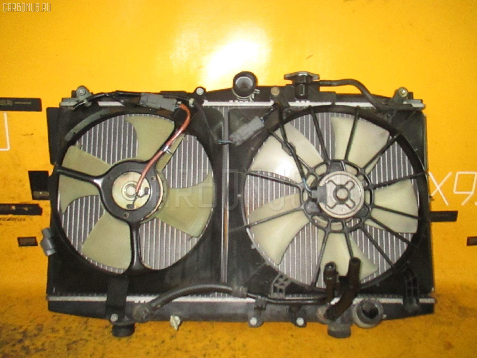 Радиатор ДВС HONDA ACCORD CL3 F20B. Фото 4