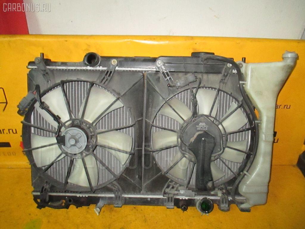 Радиатор ДВС HONDA STREAM RN5 K20B. Фото 2