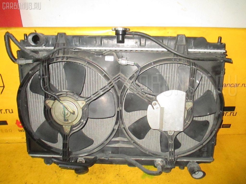 Радиатор ДВС NISSAN CEFIRO WAGON WPA32 VQ25DE. Фото 3