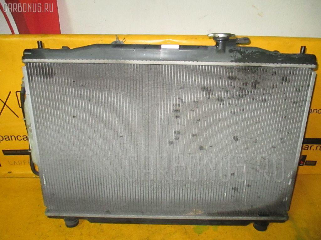 Радиатор ДВС HONDA EDIX BE1 D17A. Фото 5