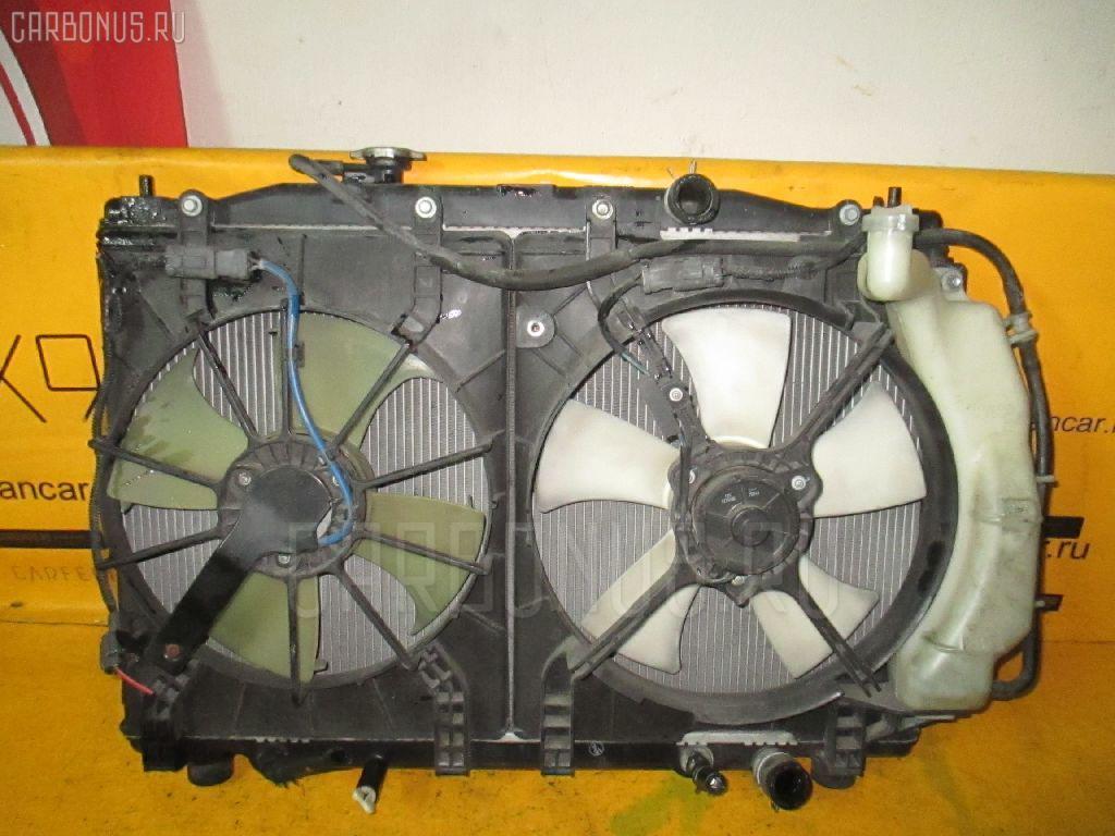 Радиатор ДВС HONDA EDIX BE1 D17A. Фото 6