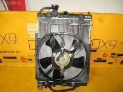 Радиатор ДВС Nissan Cube AZ10 CGA3DE Фото 2
