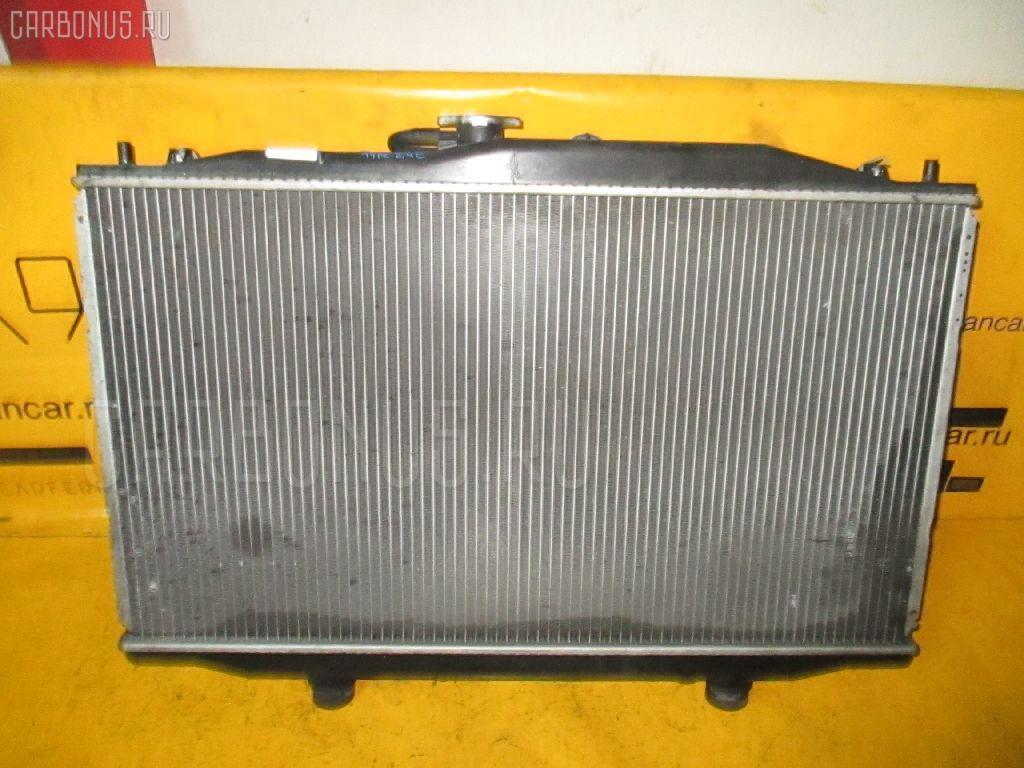 Радиатор ДВС HONDA ACCORD WAGON CM2 K24A. Фото 8