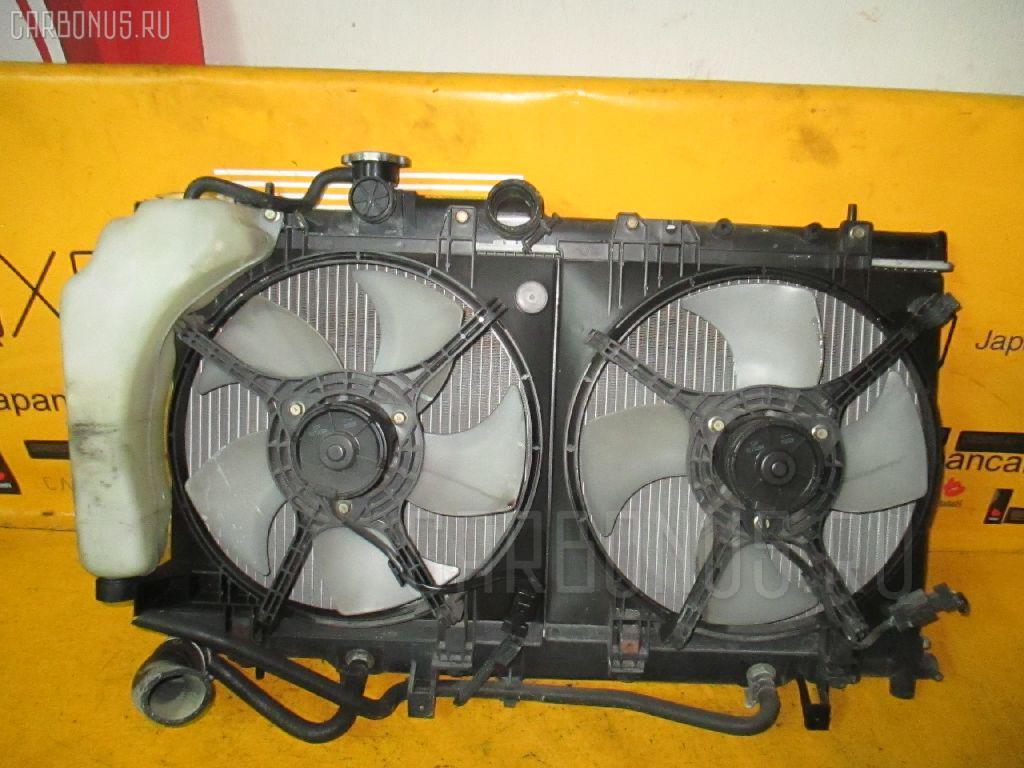 Радиатор ДВС SUBARU LEGACY WAGON BH5 EJ202. Фото 7