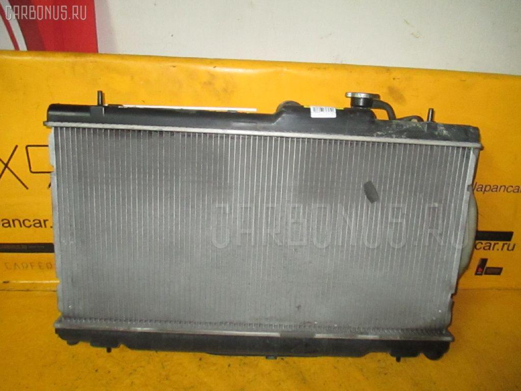 Радиатор ДВС SUBARU LEGACY WAGON BH5 EJ202. Фото 8