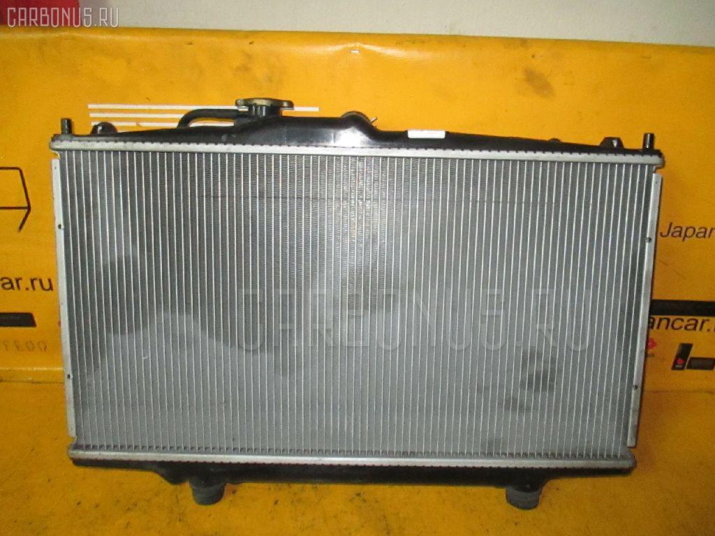 Радиатор ДВС HONDA ACCORD CL3 F20B. Фото 5
