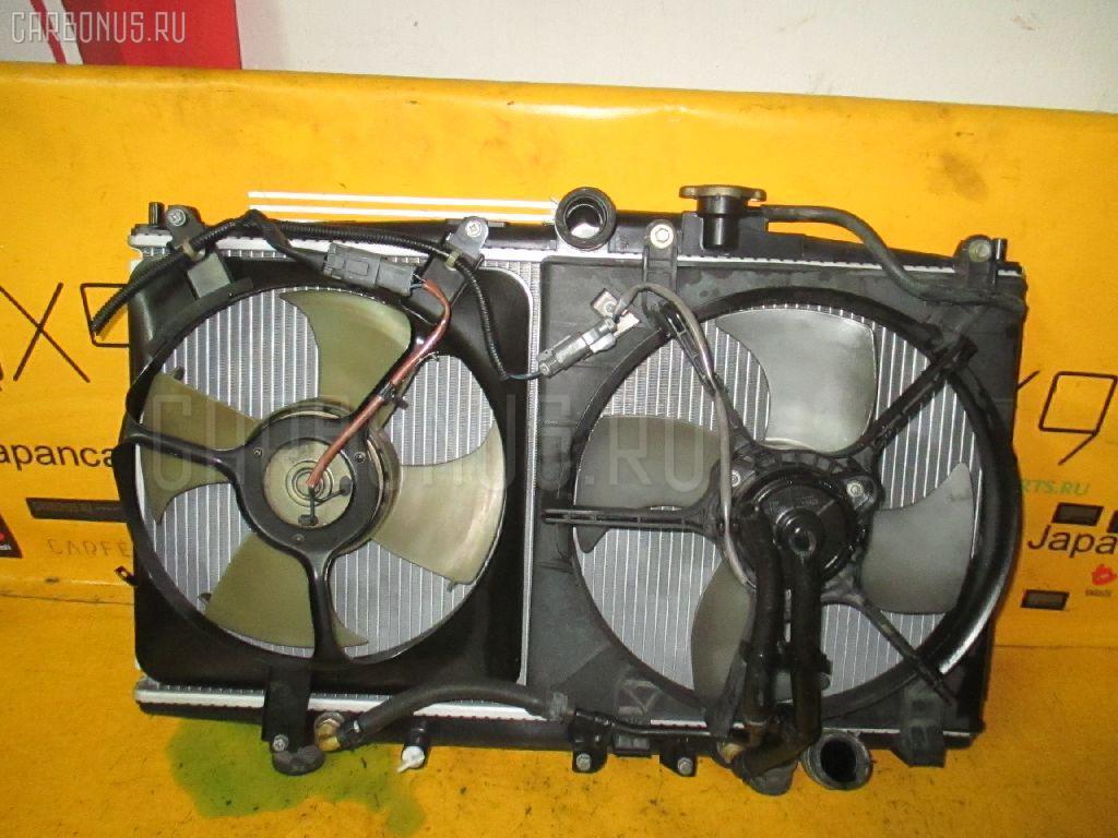 Радиатор ДВС HONDA ACCORD CL3 F20B. Фото 6