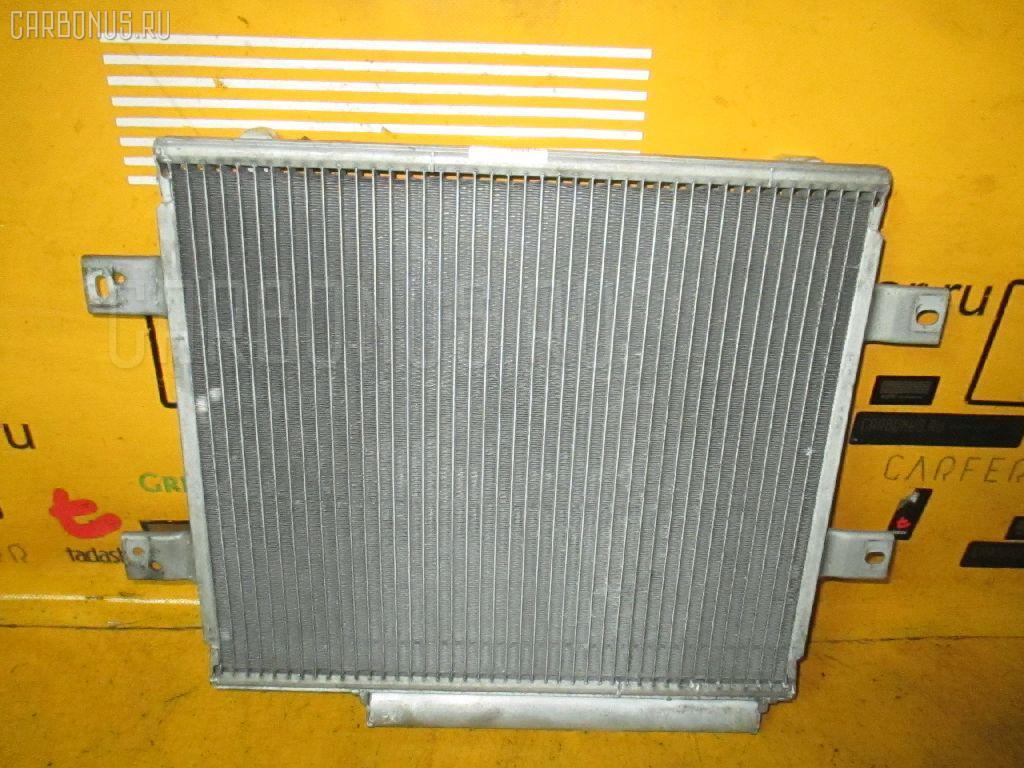 Радиатор кондиционера TOYOTA PASSO QNC10 K3-VE. Фото 1