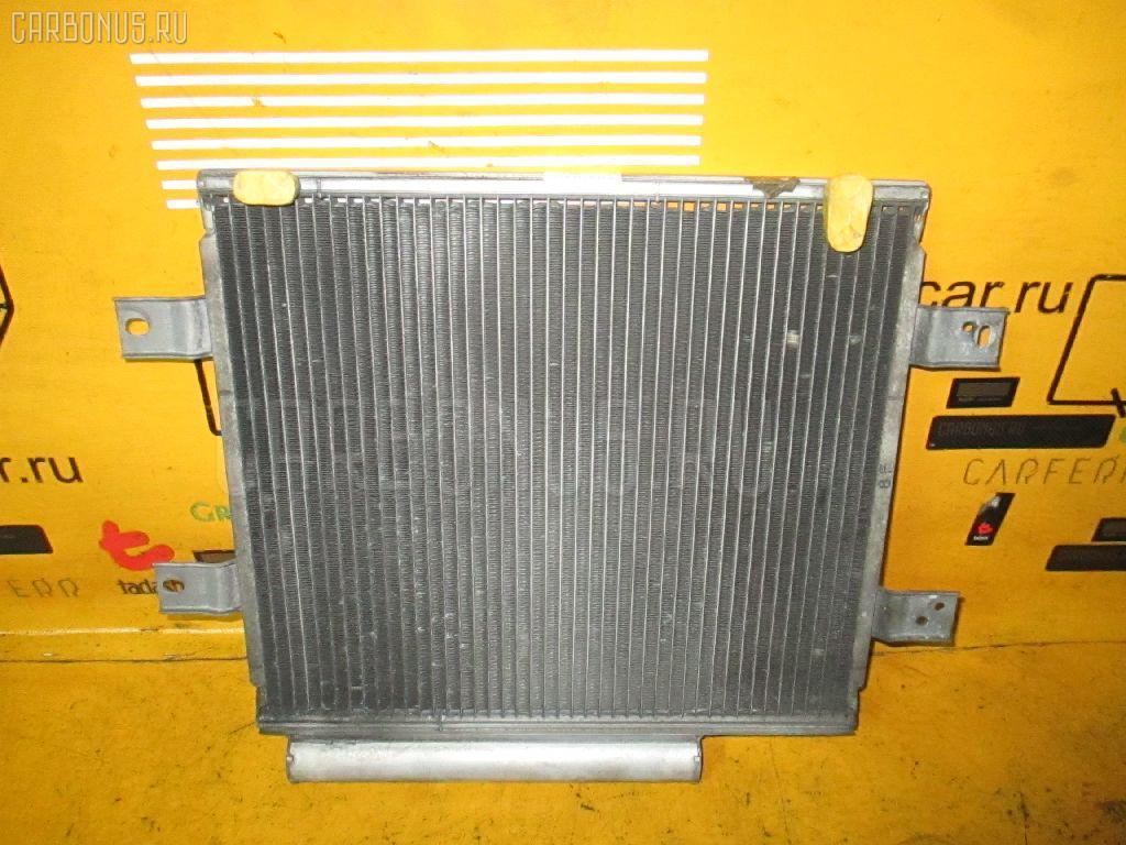 Радиатор кондиционера TOYOTA PASSO QNC10 K3-VE. Фото 2