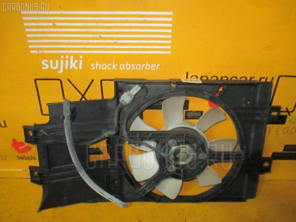 Вентилятор радиатора ДВС NISSAN CUBE AZ10 CGA3DE. Фото 4