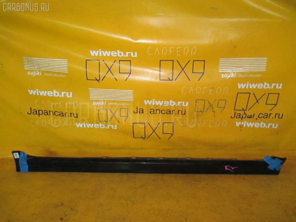 Порог кузова пластиковый ( обвес ) TOYOTA BB NCP31 Фото 4
