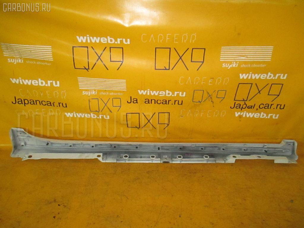 Порог кузова пластиковый ( обвес ) TOYOTA PRIUS NHW30 Фото 2