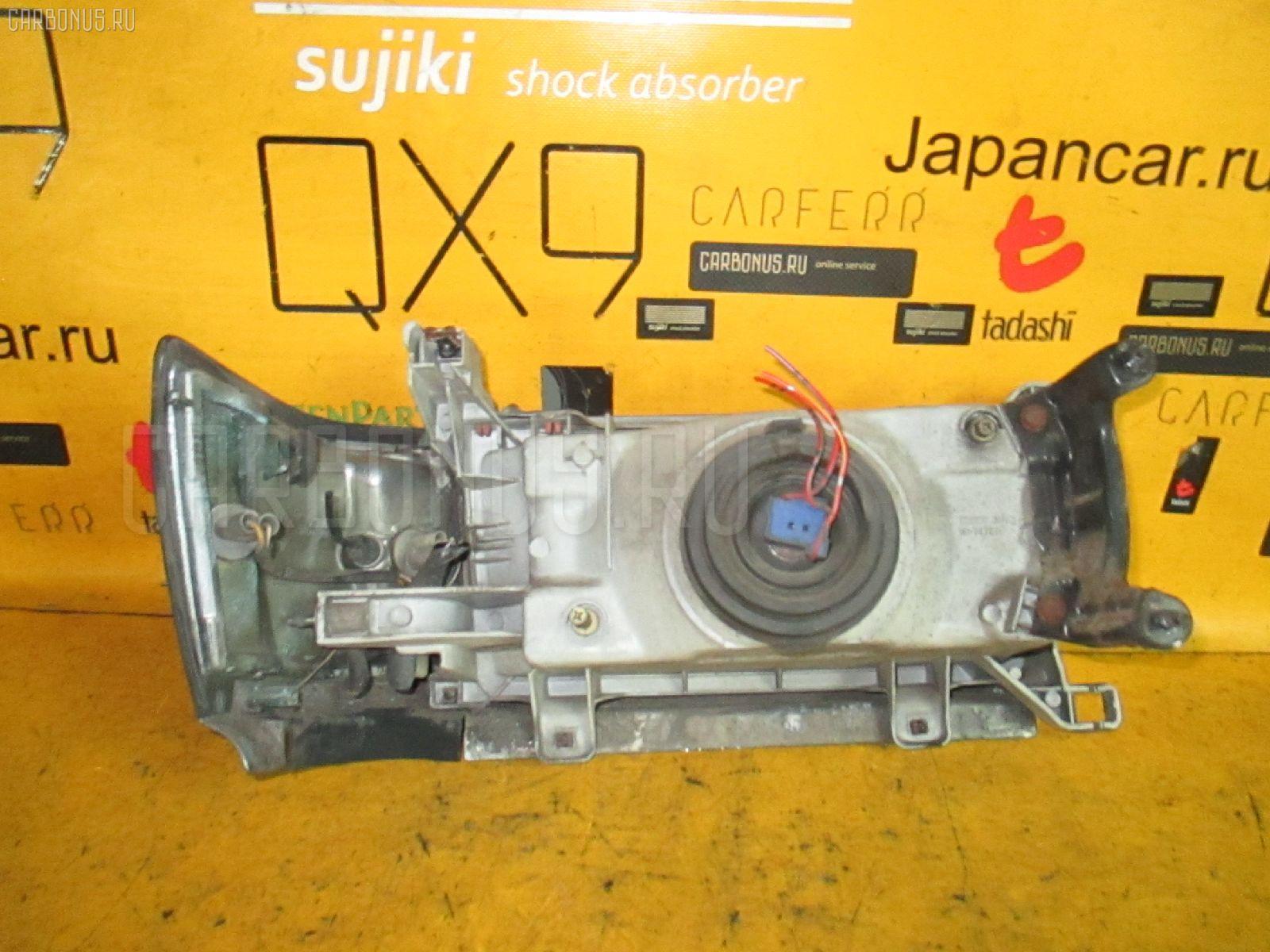 Фара TOYOTA MARK II GX71. Фото 5