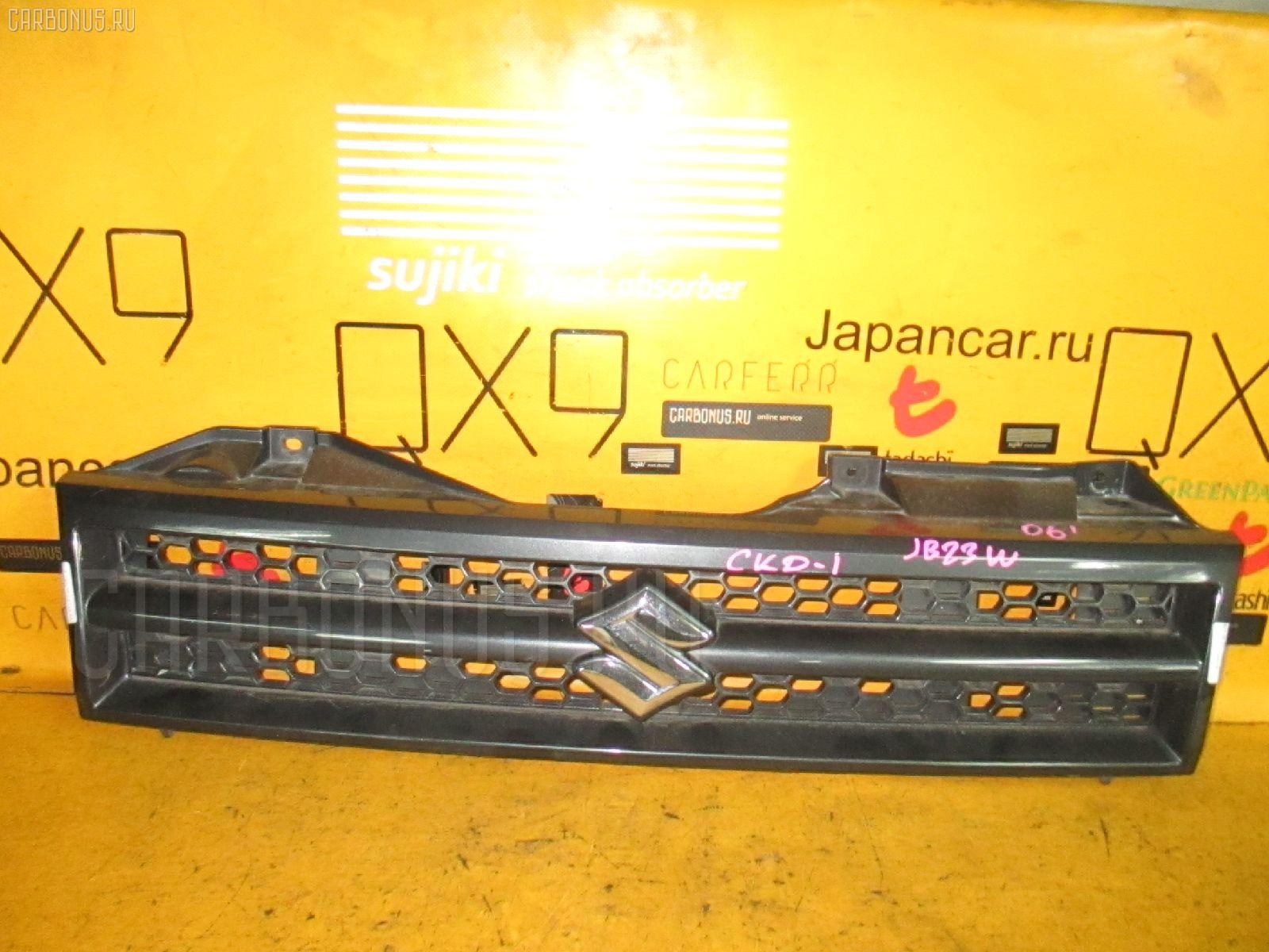 Решетка радиатора SUZUKI JIMNY JB23W Фото 1