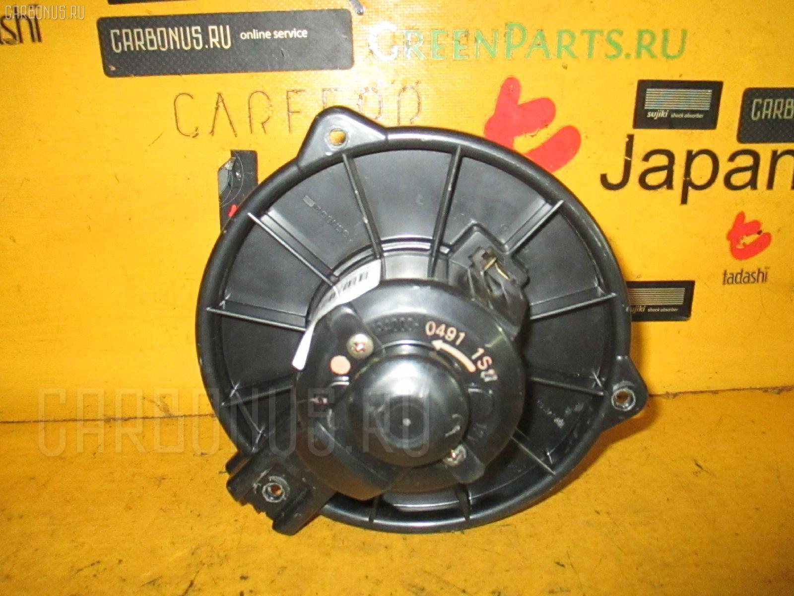 Мотор печки TOYOTA COROLLA II EL51 Фото 1