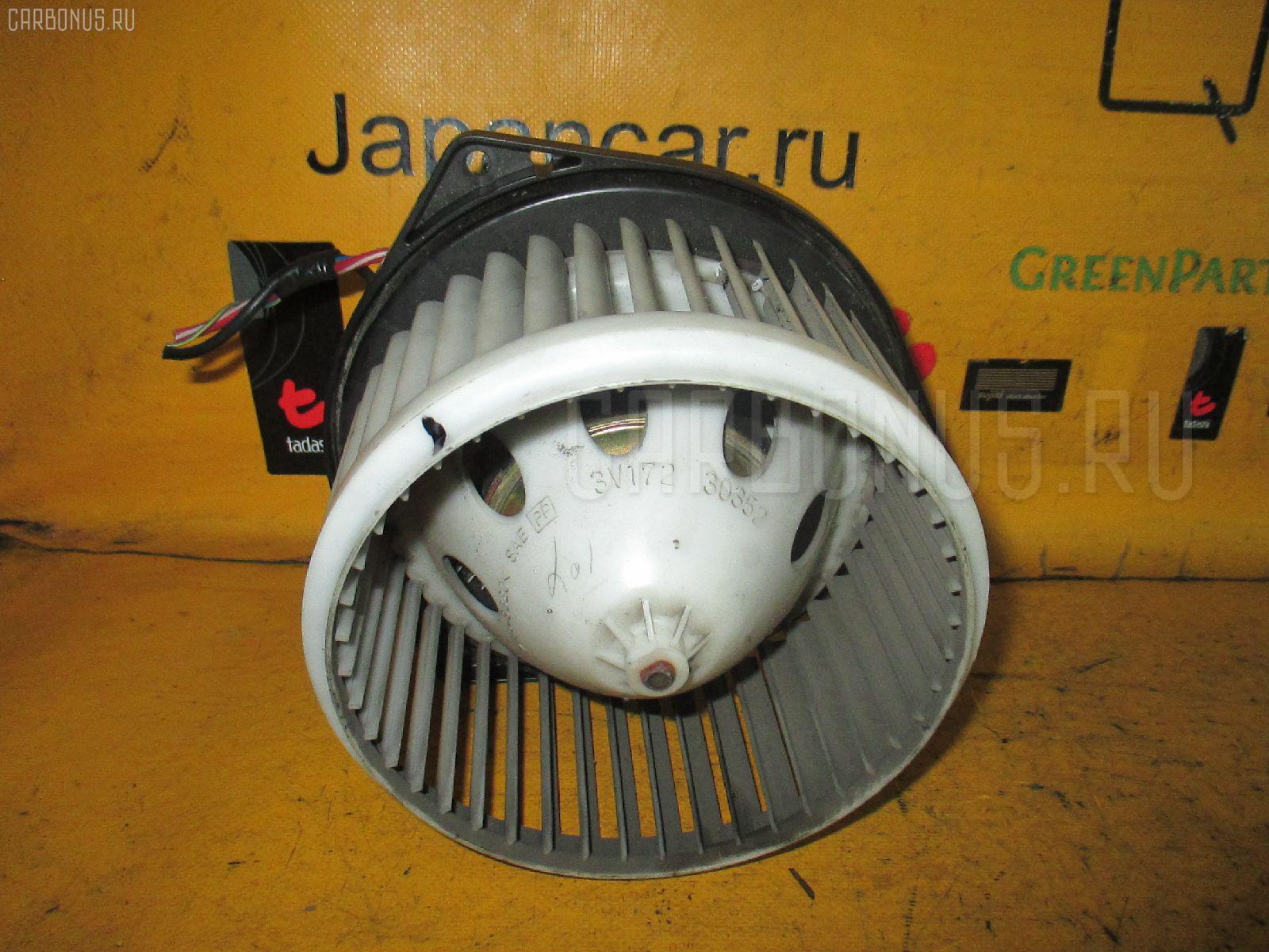 Мотор печки NISSAN ELGRAND E51. Фото 4