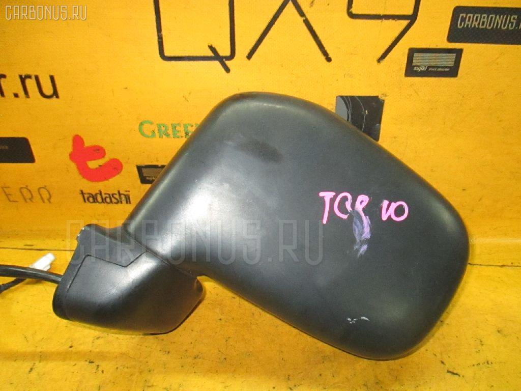 Зеркало двери боковой TOYOTA TCR10 Фото 1