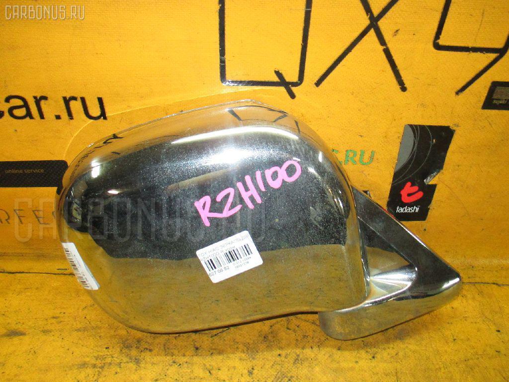 Зеркало двери боковой TOYOTA HIACE RZH100G Фото 2